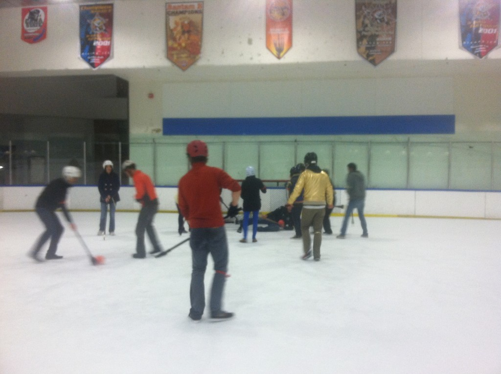broom ball